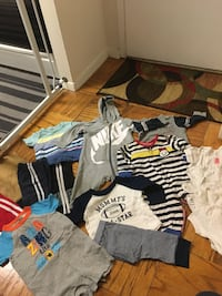 Toddler's assorted clothes Silver Spring, 20910