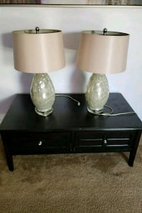 Coffee table for $100 lamps for $50  Alhambra, 91801