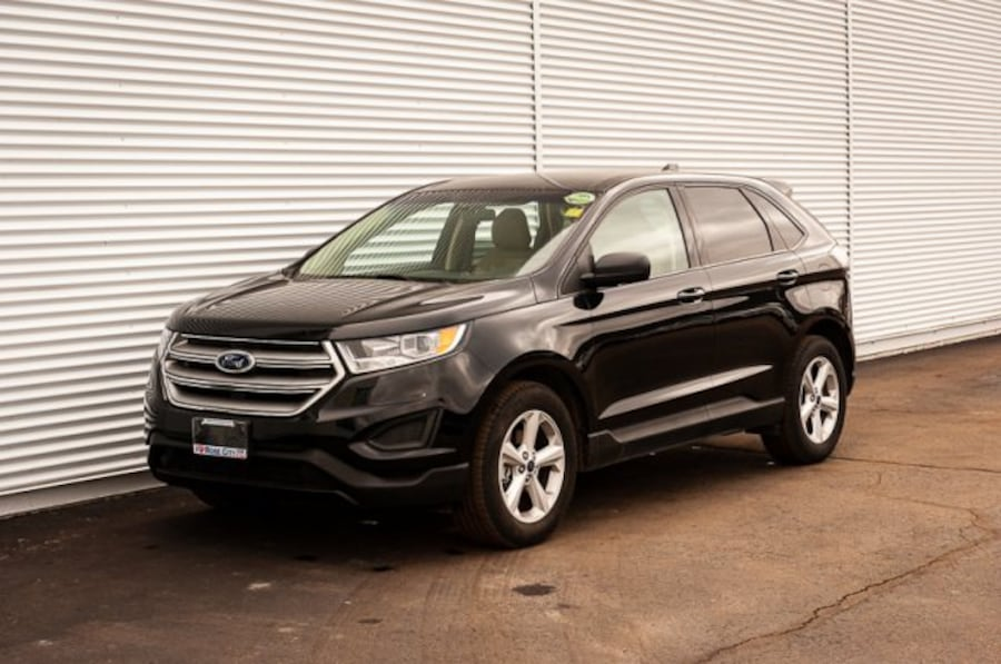 2018 Ford Edge SE / ACCIDENT FREE / BACK UP CAM / ONE OWNER 9469feab-745f-42b4-88b7-608defb8120a