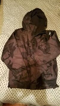 Southplay Military winter coat, parka, Middleburg, 21757