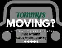 Truck Rental + Driver - Small Moving $100-200 Pickering