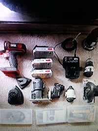 black and gray cordless power tools Germantown, 20874