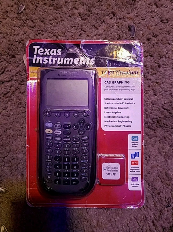 Used and new texas instruments ti-84 in Escondido - letgo
