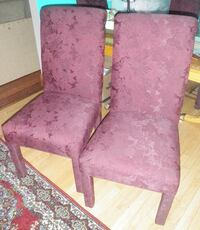 6 Dinning room chairs Parkville