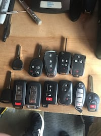 Keys and Remotes