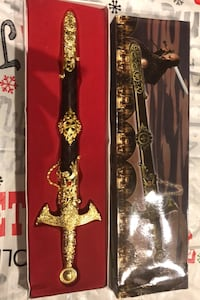 Collectible dagger