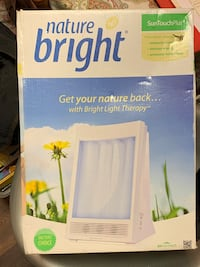 Nature Bright Sun TouchPlus Light Therapy Baltimore, 21205