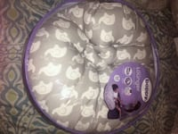 purple and white Boppy nursing pillow Nashville, 37076