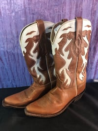 Leather Cowboy Boots  Mobile, 36609
