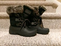 NEW 6.5 to 7 Leather Khombu Winter Boot Woodbridge, 22193