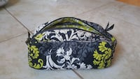 gray, white, and green floral purse Calera, 35040