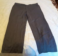 Men's Gray SORIA Dress Pants / 38 Waist / 32 lenght Cornwall, ON, Canada