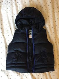Joe fresh vest, jacket  Winnipeg, R3T 1J1