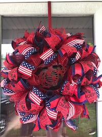 Marine Corps wreath Stafford, 22554