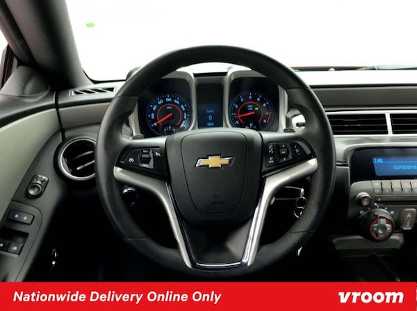 2015 Chevy Chevrolet Camaro Red Hot coupe 1127646f-743a-469b-80ad-be2ebc4b5fb5