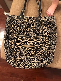 leopard print juicy bag  Hermitage, 16148
