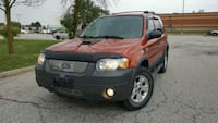 Ford - Escape - 2007 Mississauga, L5N 1A6