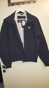 svart windbreaker henri lloyd st M Gothenburg