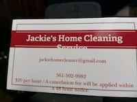 Home & office cleaning West Palm Beach