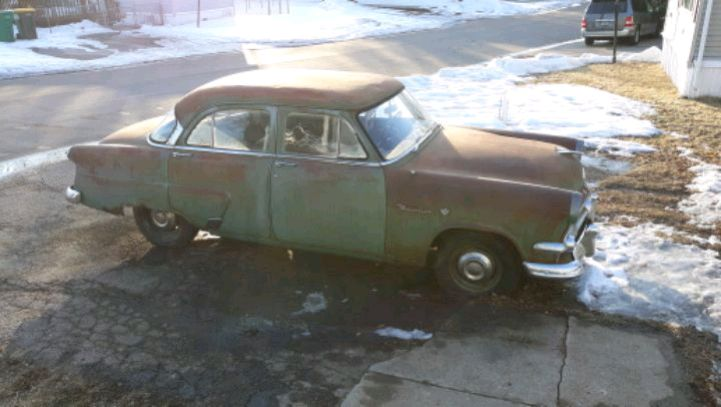 Photo 1954 Ford Mainline
