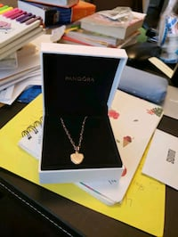 Pandora necklace  Calgary, T2Z 0W6