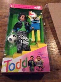 Party 'N Play Todd doll pack