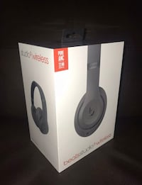 Beats Studio3 Wireless Headphones Mississauga, L5B 2C9