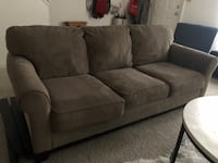 Grayish/Brown couches— need to go ASAP!  Hagerstown, 21740