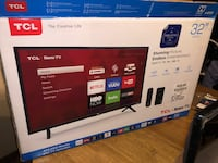 Tcl flat screen tv box Woodsboro, 21798