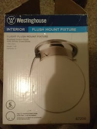 Westinghouse flush mount fixture Wichita, 67216