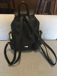 Black Aldo Backpack