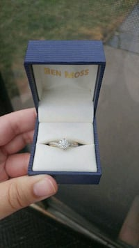 Stunning engagement ring  Welland, L3C 4Z1