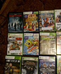 Xbox 360 case collection Glade Hill, 24092