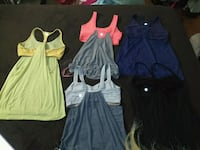 LULU LEMON HALTER TANKS Kamloops, V2C 6A6