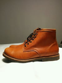 *Never Worn* Roots Mens Leather Boots Size 12 Toronto, M8X