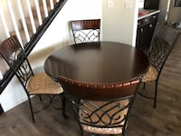 Dining Set w/4 Chairs Roseville, 95747