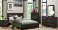 New Queen Sized Bedroom Set -Chest Sold Separately Houston, 77018