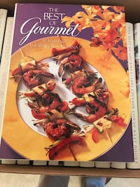 Gourmet Magazine Book Collection Virginia Beach