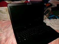 Black HP laptop 537 km