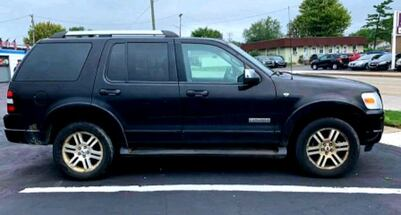 2007 Ford Explorer》4WD》LEATHER》FULLY LOADED》
