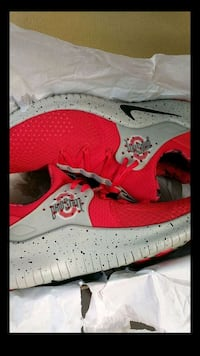 Brand New Ohio State Nike Shoes and Hats Columbus, 43211