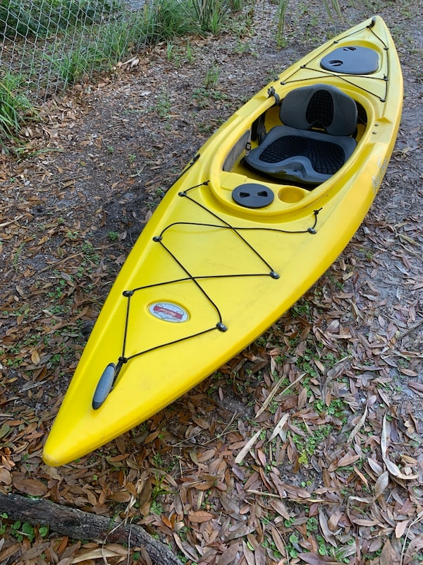 Old Town Kayak Dirigo 1X one person 10 ft