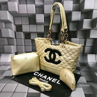 Tote bag Michael Kors in pelle marrone Monteviale, 36050