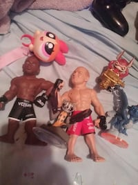 character action figure lot St. Catharines, L2P 0B2