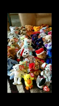 assorted TY Beanie Baby plush toys Woodbridge, 22192