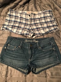 5 pairs of size 7 shorts $7 for all Collinsville, 62234
