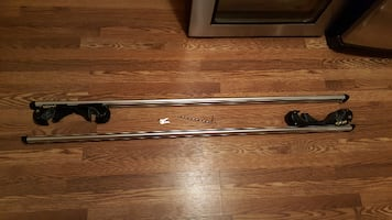 CargoLoc Aluminum 60 Inch Cargo Rack Cross Bars,  NEW