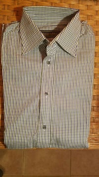 DSQUARED TAILOR DEAN CLASSIC SHIRT MEN'S MULTI-COLOR CASUAL SHIRT Owings Mills