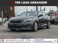 2014 kia optima sx turbo with 80,663km and 100% approved financing Peterborough