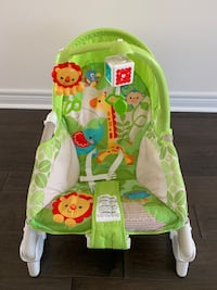 Fisher Price Infant to Toddler Rocking Chair Whitchurch-Stouffville, L4A 4P3